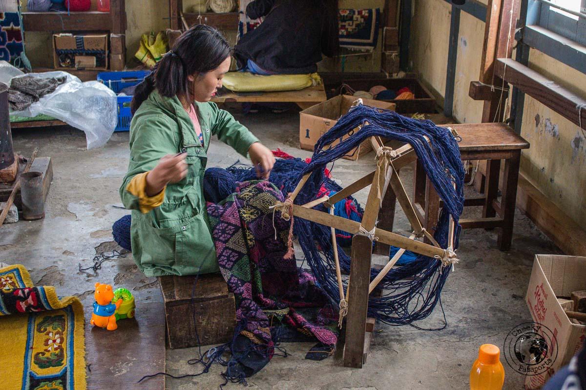 Crafts center in Bomdila - Explore Dirang and Bomdila in Arunachal Pradesh - Northeast India Travel
