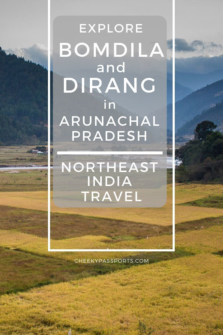 The villages of Dirang and Bomdila in West Kameng, Arunachal are popular stops on the route to Tawang. Here's your guide to making the most of them! #arunachal #arunachaltourism #bomdila #dirang #indiaphotos #northeastindia #travelcouple #aroundtheworld #travelblog #traveladdict #indiatravel #IncredibleIndia #globetrotter #globetrotting #remote #mytinyatlas #passportready #cheekypassports