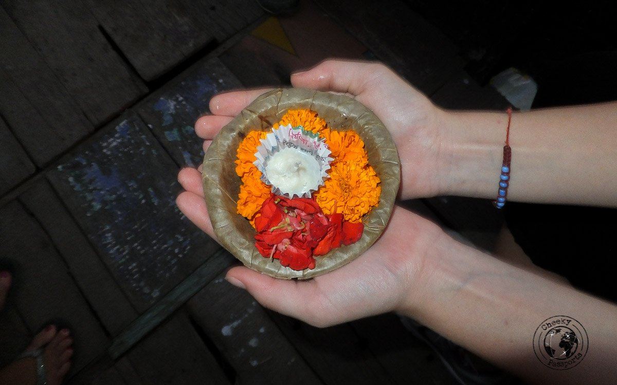Flower offerings - The Best Places to Visit in Varanasi and Other Things to Do in the Holy City