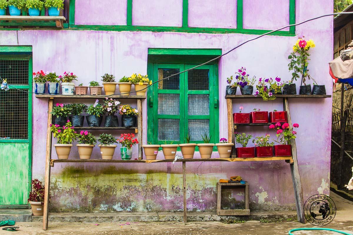 House in Dirang - Explore Dirang and Bomdila in Arunachal Pradesh - Northeast India Travel