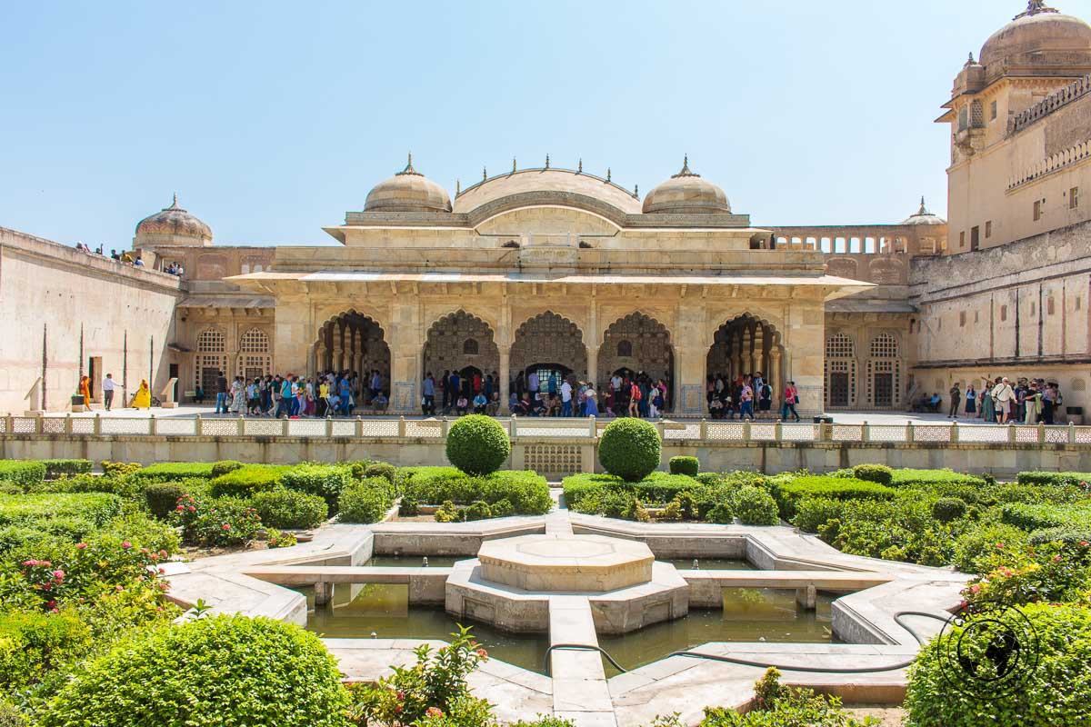 Inside the Amer Fort - The Best Tourist Places in Jaipur