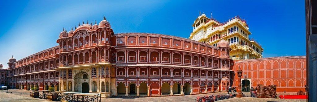 Jaipur Royal palace - The Best Tourist Places in Jaipur - Photo Credit Devanath