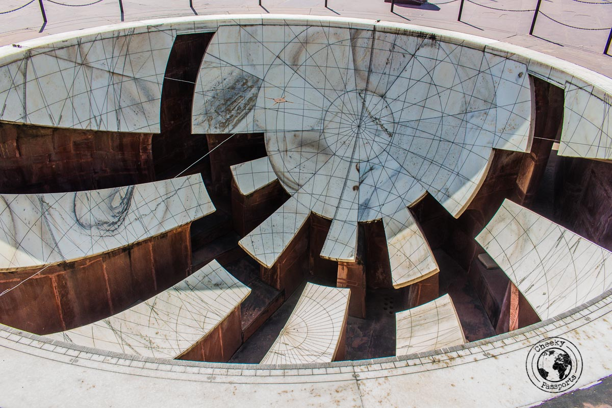 Jantar Mantar - The Best Tourist Attractions in Jaipur