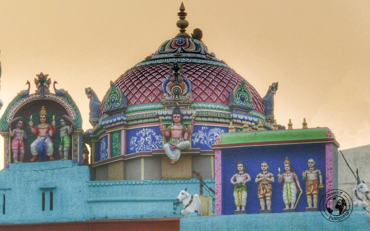 Kedareshwar Temple at the Kedar Ghat - the best places to visit in Varanasi