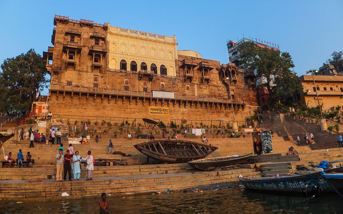 Manmandir Ghat - The Best Places to Visit in Varanasi and Other Things to Do in the Holy City
