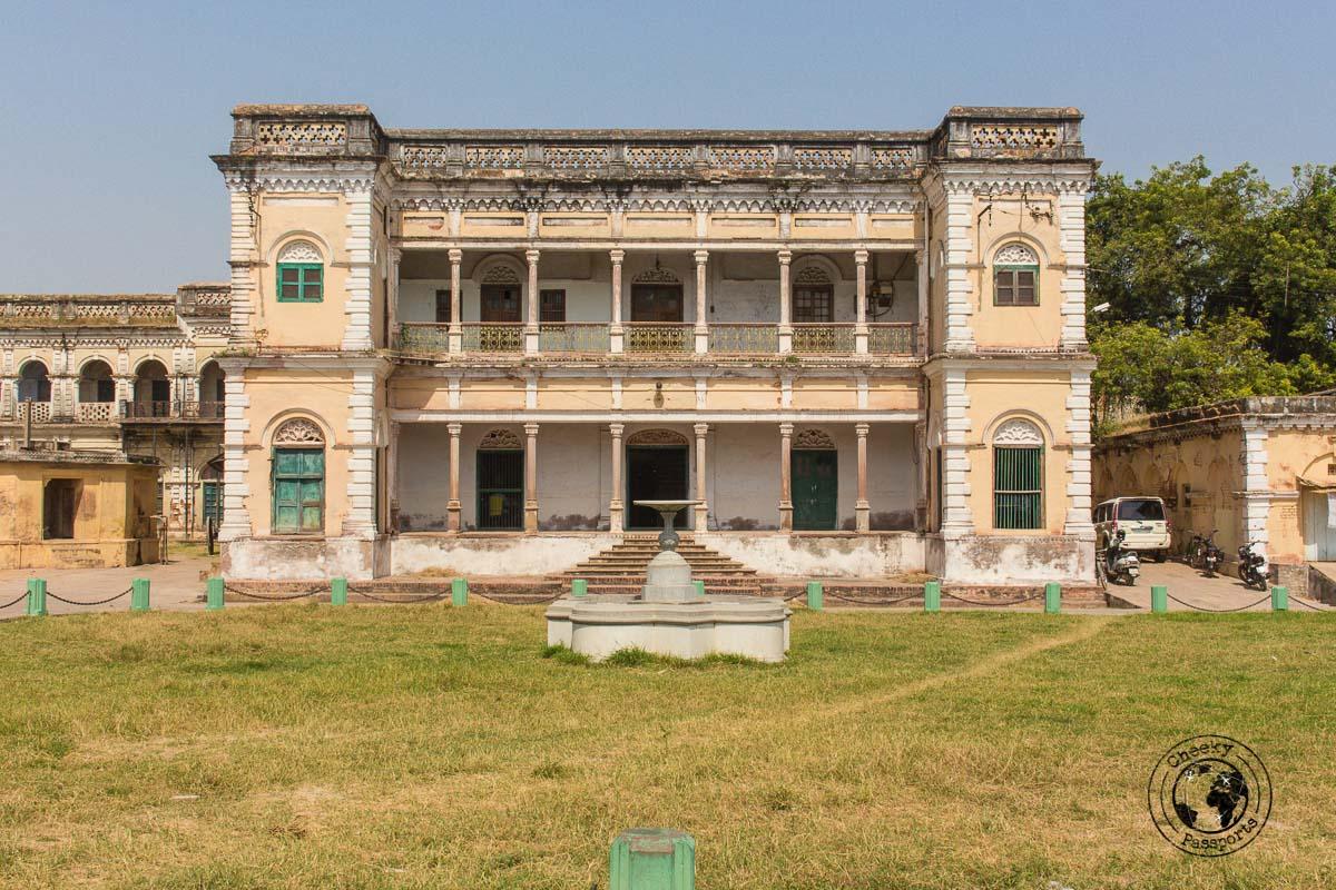 Ramnagar Fort - things to do in Varanasi