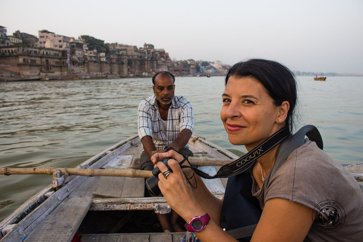 River ride in the Ganges - The Best Places to Visit in Varanasi and Other Things to Do in the Holy City