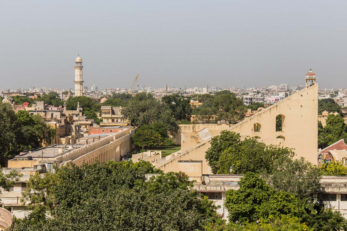Sargasuli Risarlat (Minaret) - top attractions in Jaipur