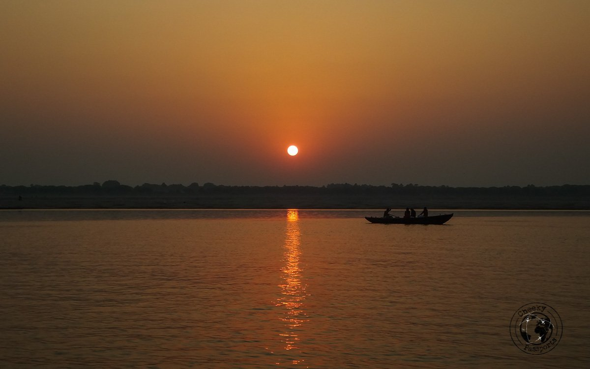 Sunrise at the Ganges - The Best Places to Visit in Varanasi and Other Things to Do in the Holy City