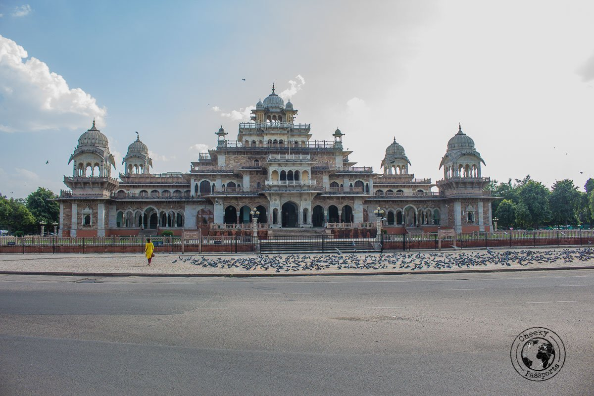 The Albert Hall Museum - The Best Tourist Places in Jaipur