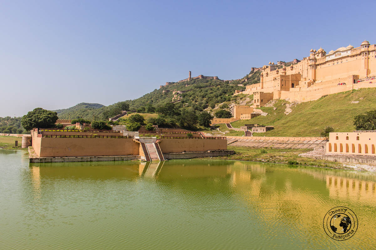 The Amer Fort - The Best Tourist Places in Jaipur