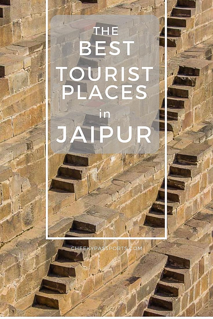 Follow our detailed #guide to the best #tourist places in #Jaipur, the Pink City, one of the most popular and important #sightseeing #destinations in #Rajasthan! #incredibleindia #fortification #ancient #indiatravel #india #travelblog #rajasthani #travelphotography #travelphotos #traveladdict #traveldeeper #ancientindia #globetrotter #backpacking #backpackerlife #wanderlust #wandering #backpackers #cheekypassports