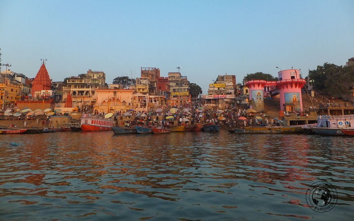 The Ghats of Varanasi - The Best Places to Visit in Varanasi and Other Things to Do in the Holy City