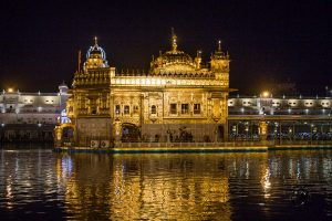 The Golden Temple in Amritsar - Top Places to Visit in Amritsar