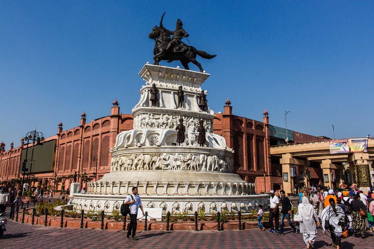 The center of amritsar - Top Places to Visit in Amritsar