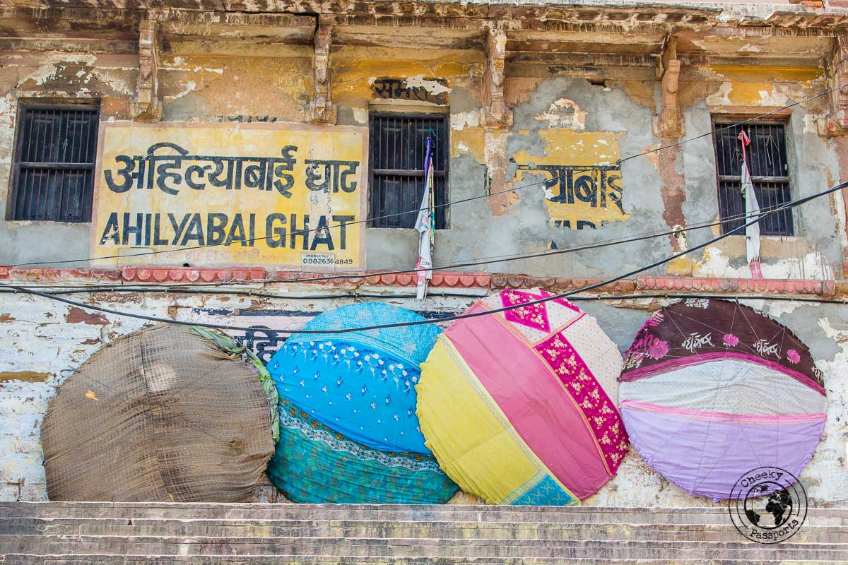 The ghats in Varanasi - The Best Places to Visit in Varanasi and Other Things to Do in the Holy City