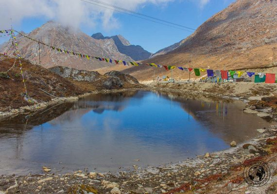The lake at the Sela Pass on the way to Tawang - Places to visit in Arunachal Pradesh - Arunachal pradesch itinerary