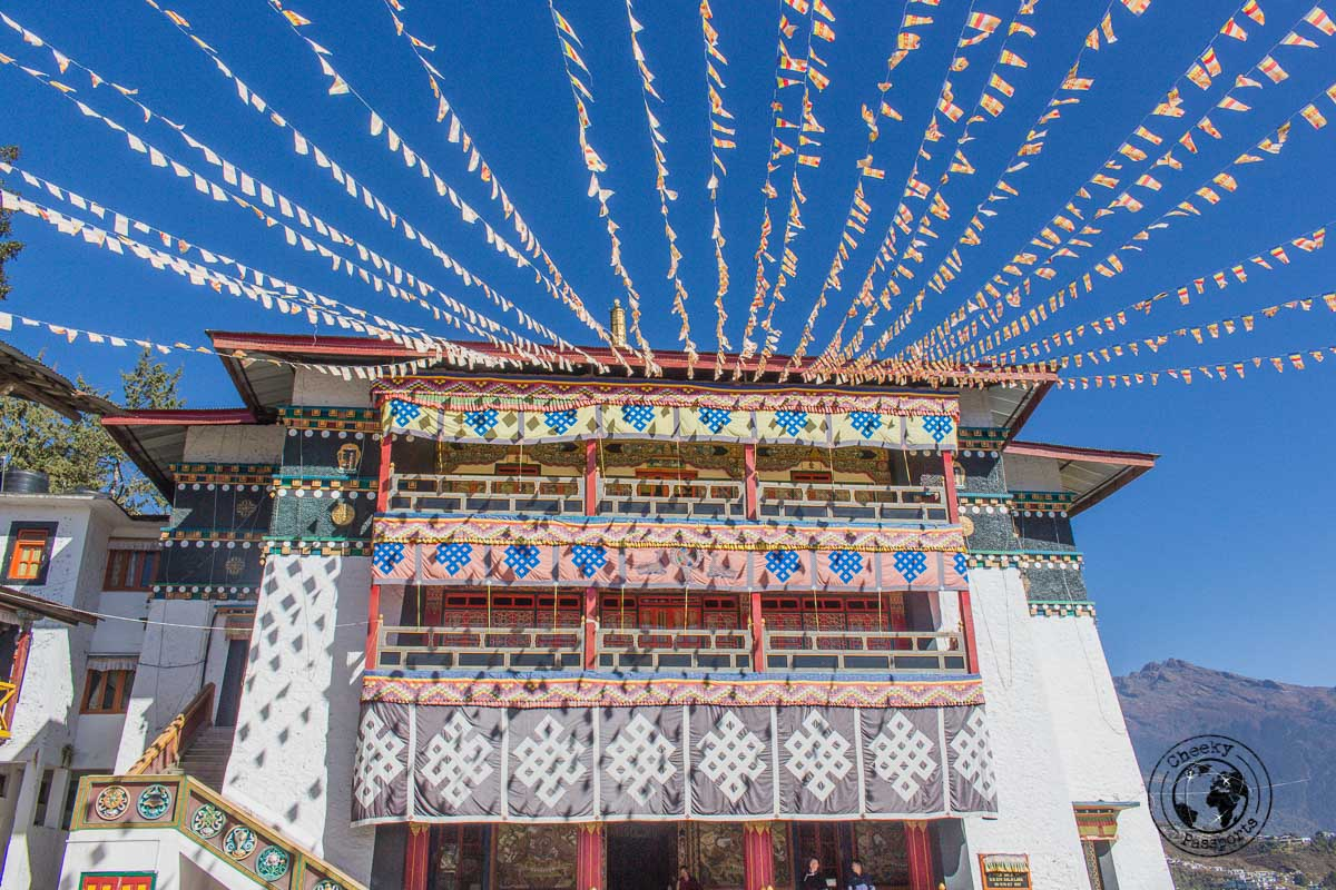 The tawang monastery - Guide to Sela Pass, Tawang Monastery and other Places to Visit in Tawang