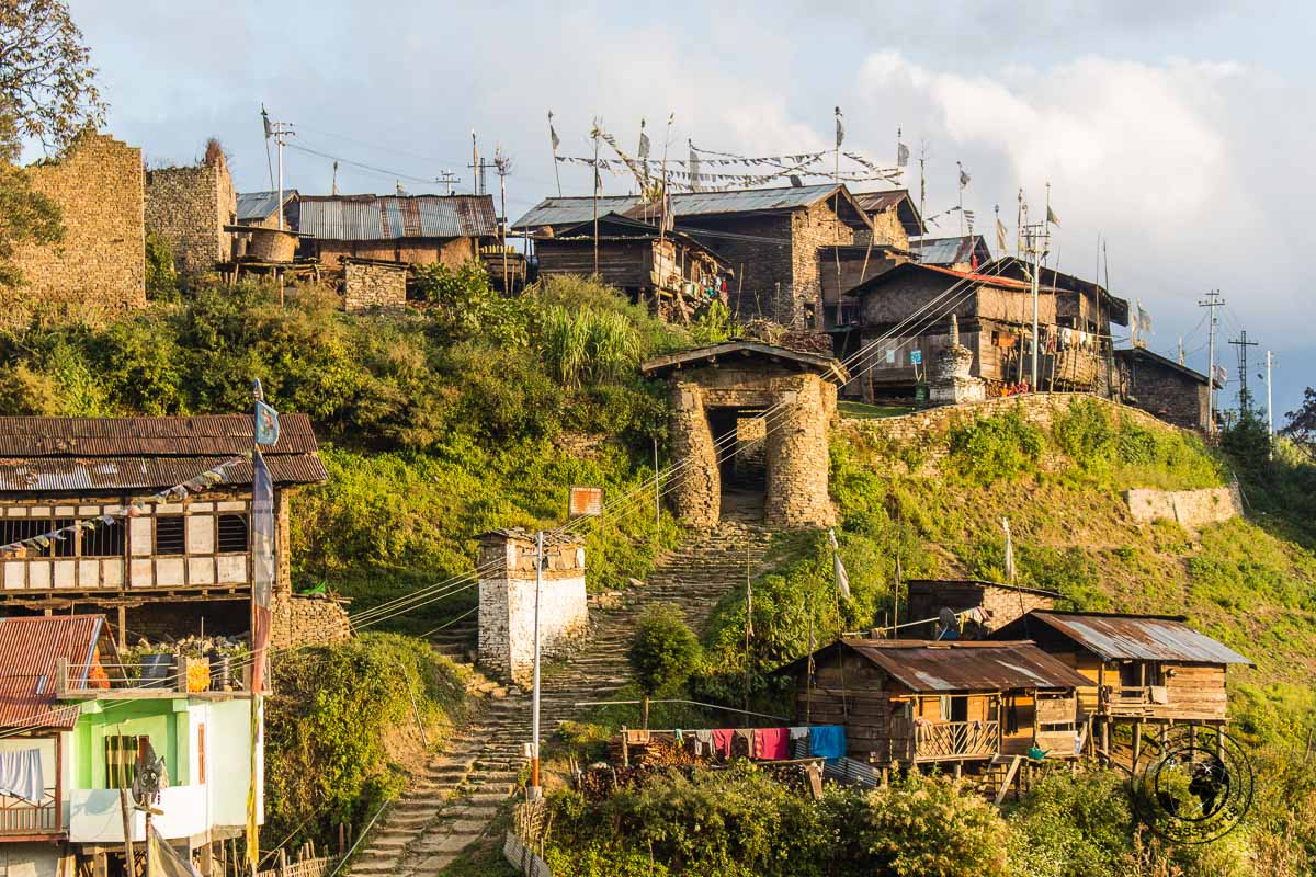 Thembang Dzong - Places to visit in Dirang