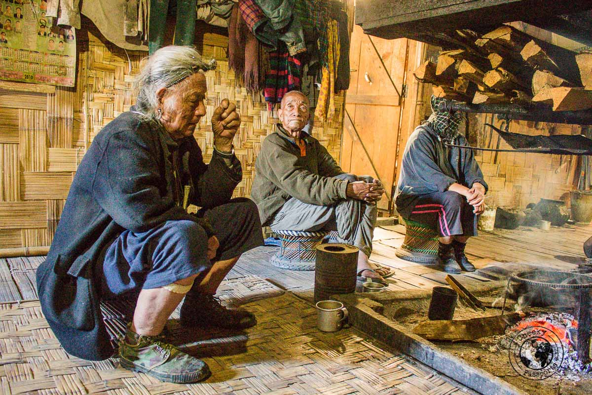 A unique experience, being invited over to a shaman ritaul - Discovering Ziro Valley and the Apatani Tribe of Ziro, Arunachal Pradesh