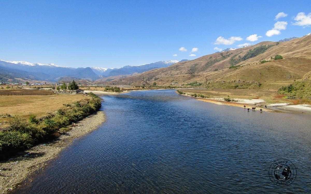 Mechuka river, Arunachal Pradesh