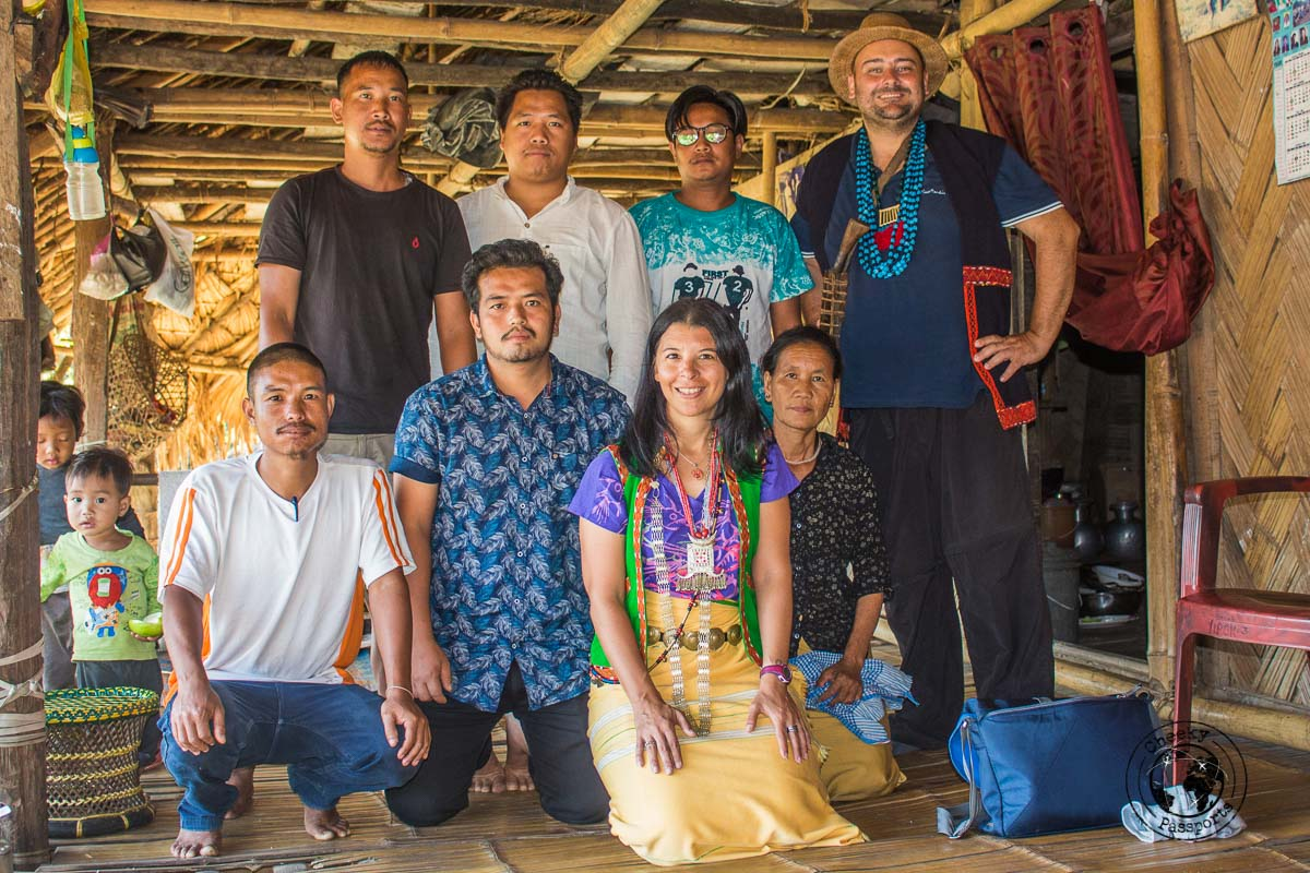 Meeting the locals at Pasighat - Places to visit in Arunanchal Pradesh Itinerary