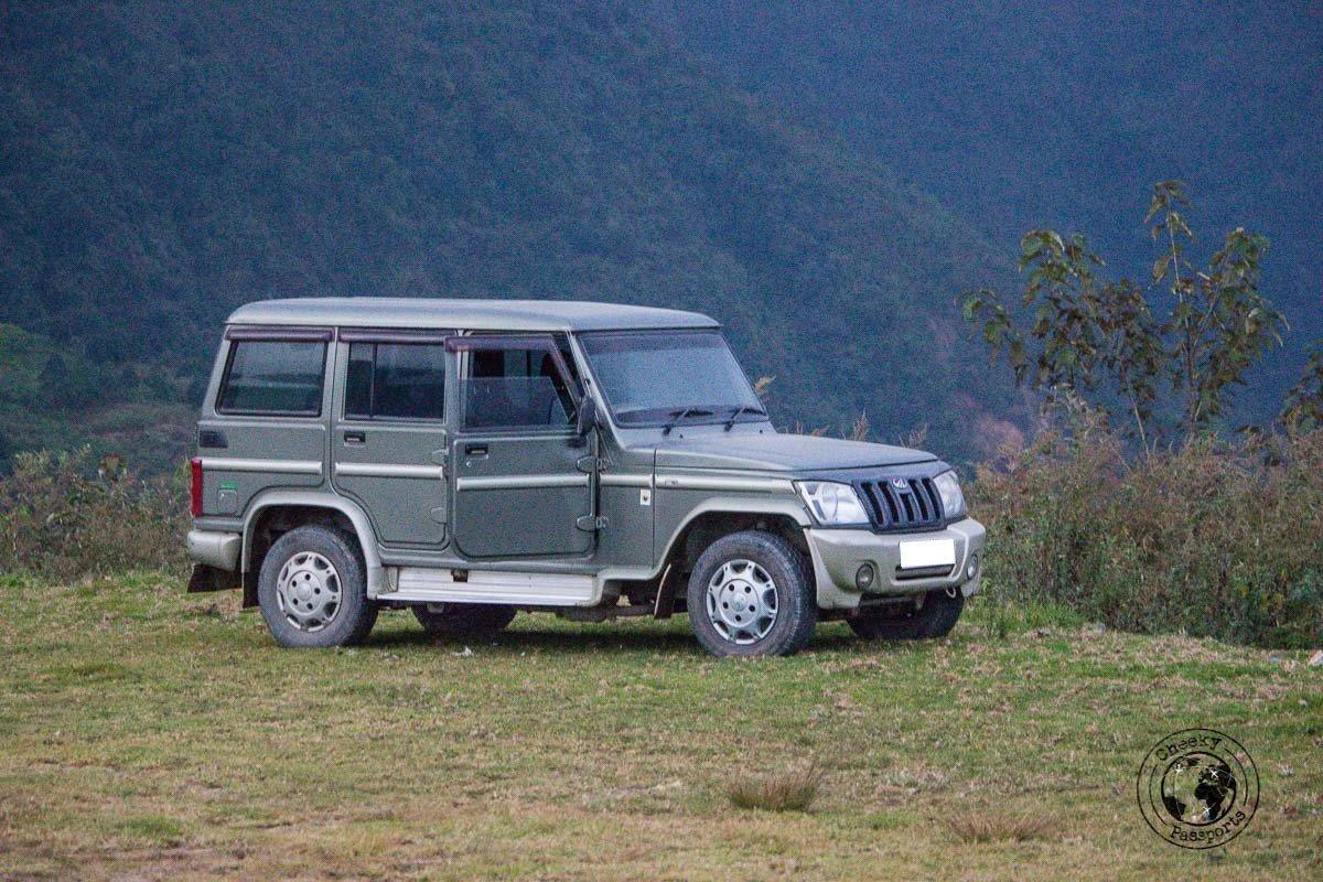 Transportation in Arunachal Pradesh