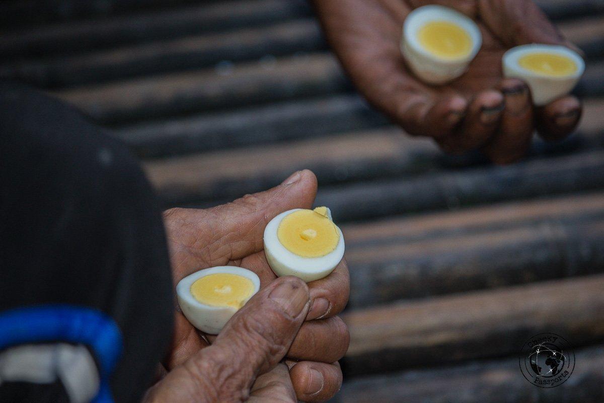 the Shaman reading egg yolks - Discovering Ziro Valley and the Apatani Tribe of Ziro, Arunachal Pradesh