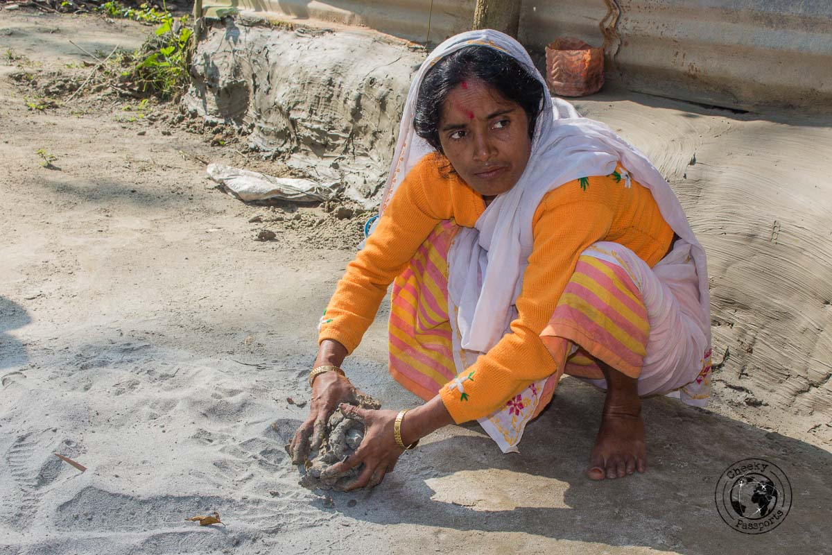 Clay pot maker in Majuli - The Magic of Majuli Island – One of the Best Places to Visit in Assam