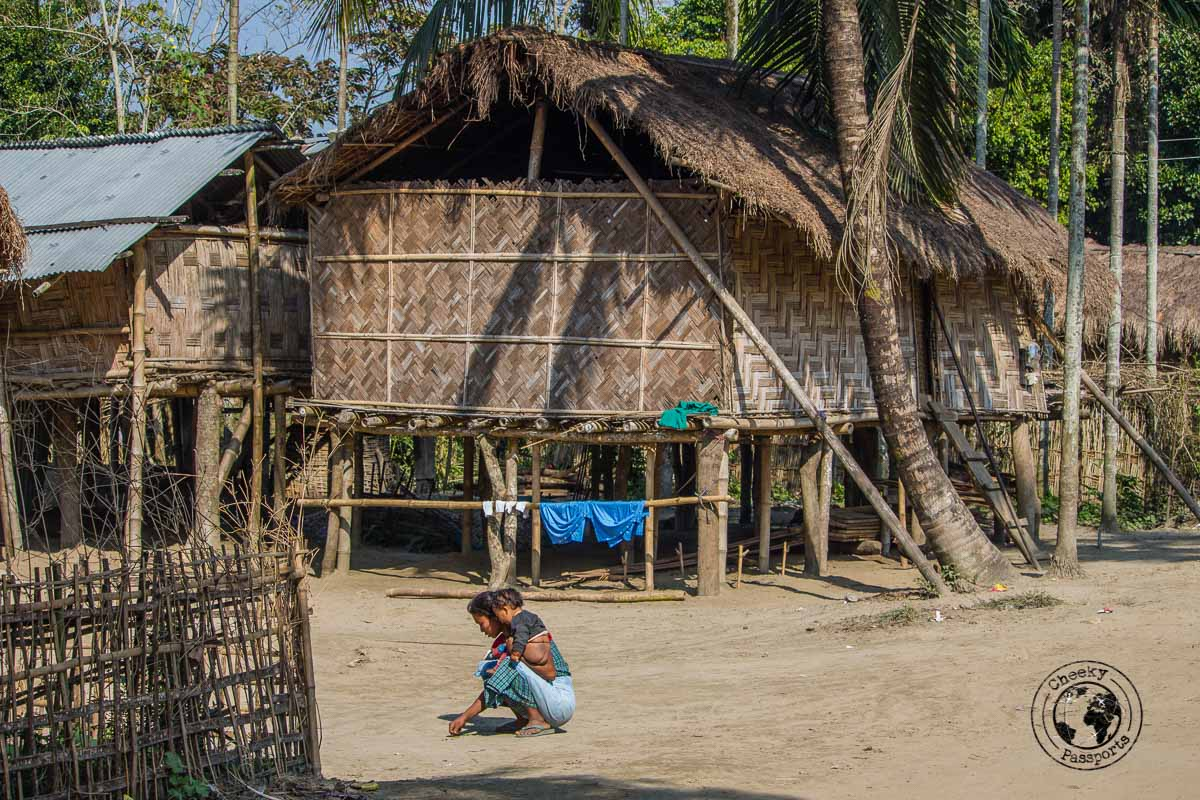 Visiting the tribes in Majuli - The Magic of Majuli Island – One of the Best Places to Visit in Assam