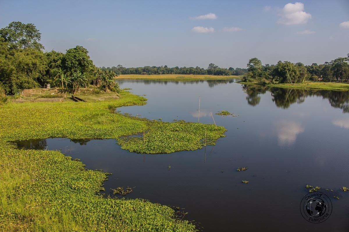 cycling around Majuli - The Magic of Majuli Island – One of the Best Places to Visit in Assam