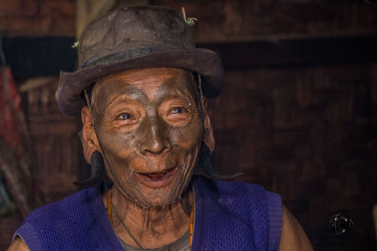 Once fierce headhunters of Longwa - Exploring Longwa Village and meeting the Konyak tribe in Nagaland
