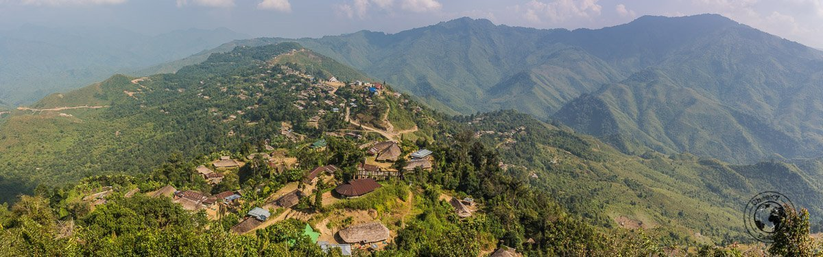 The border town of Longwa - Exploring Longwa Village and meeting the Konyak tribe in Nagaland
