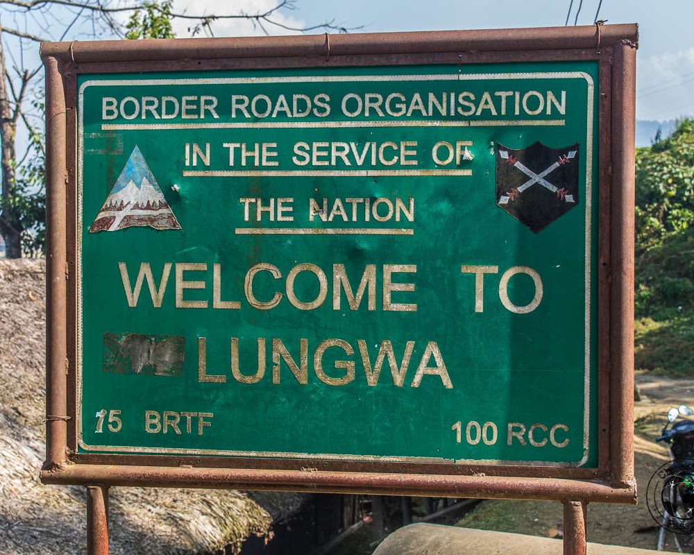 How to Get to Longwa, Nagaland