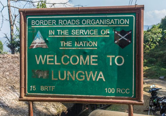 Welcome to Longwa - Exploring Longwa Village and meeting the Konyak tribe in Nagaland