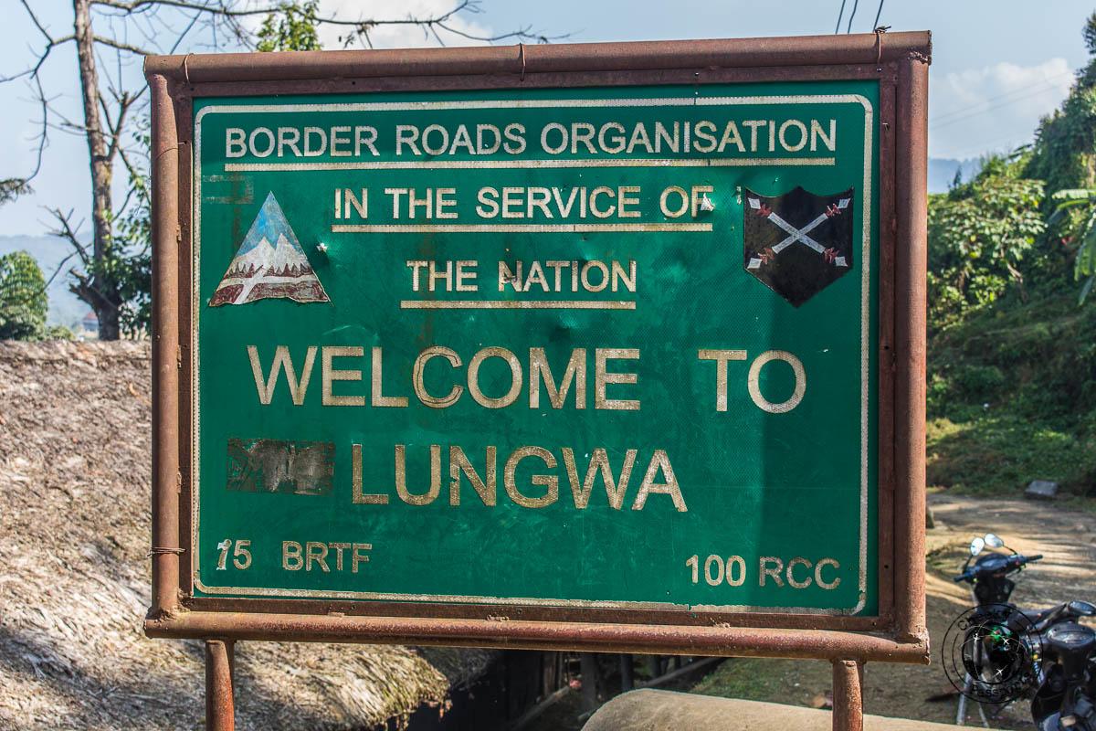 Welcome to Longwa - Exploring Longwa Village and meeting the Konyak tribe in Nagaland