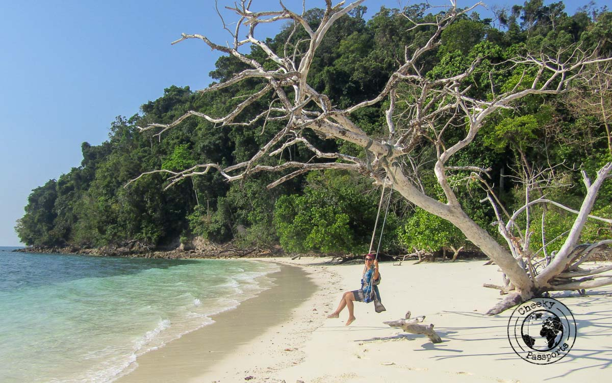 time to swing at the Mergui Archipelago