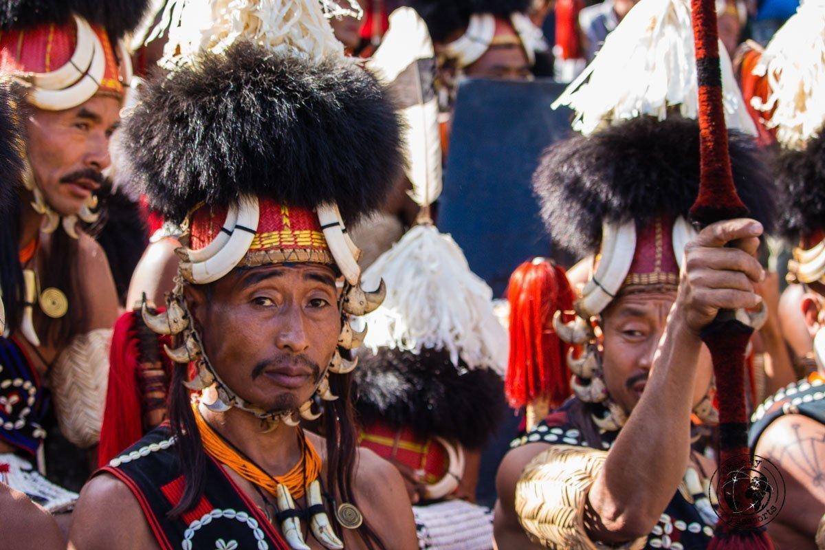 Hornbill festival in Kohima