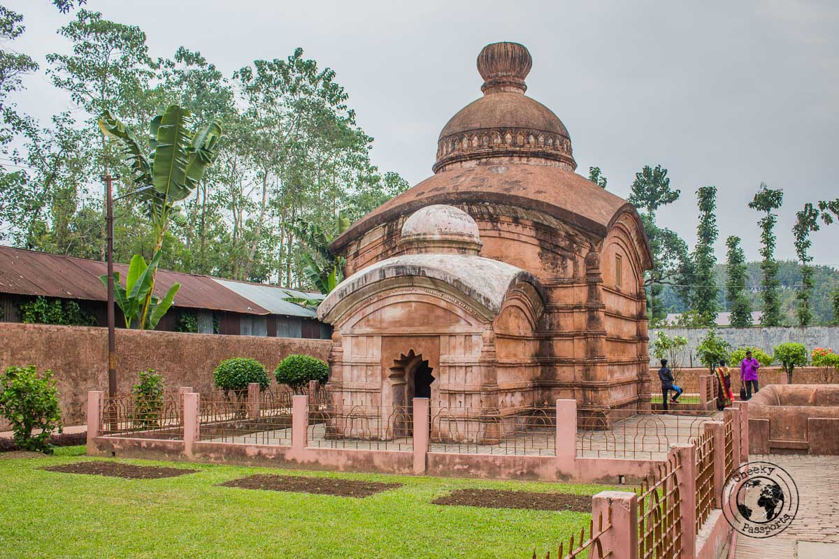 Ancient temples of Updaipur, Tripura
