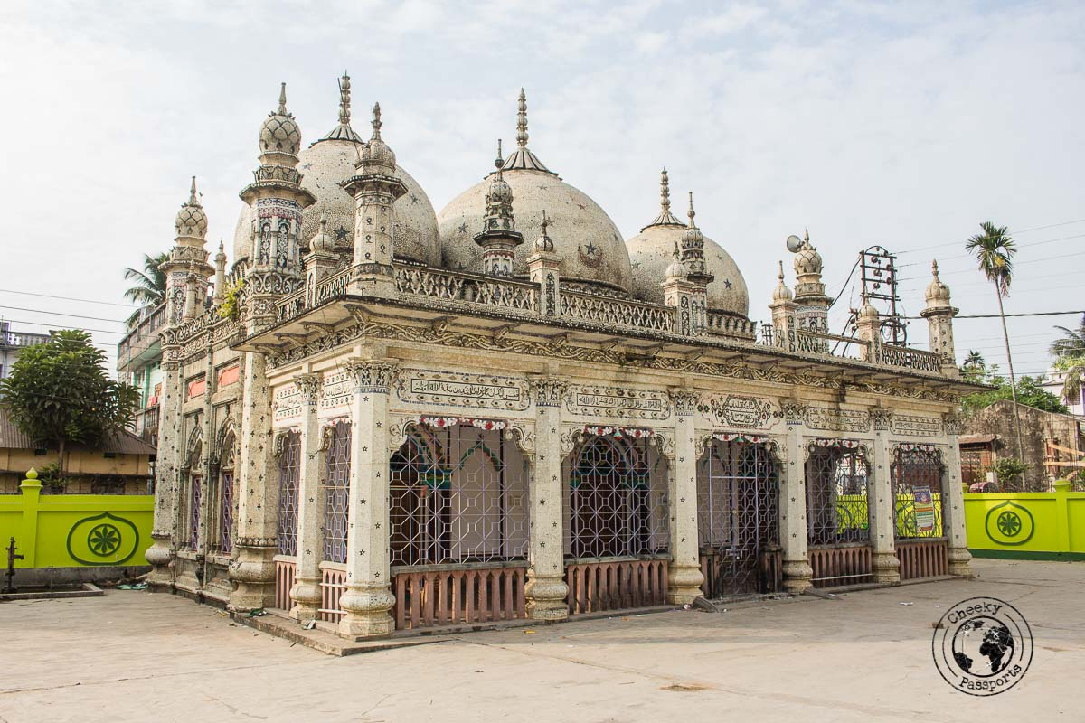 Gedu Mian Mosque in Agartala - tourist places in Tripura - North East India Travel Guide