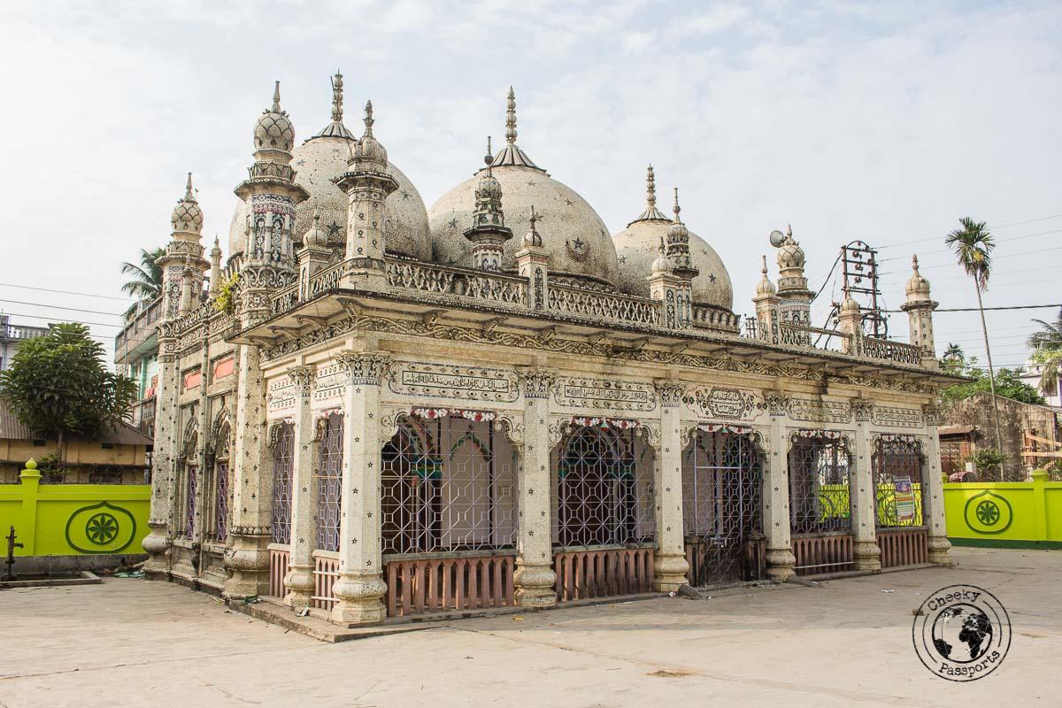 Gedu Mian Mosque in Agartala - tourist places in tripura