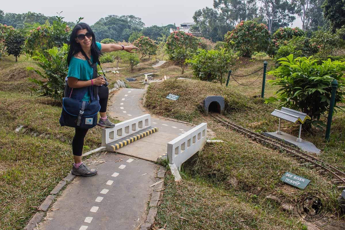 Heritage Park in Agartala - tourist places in tripura