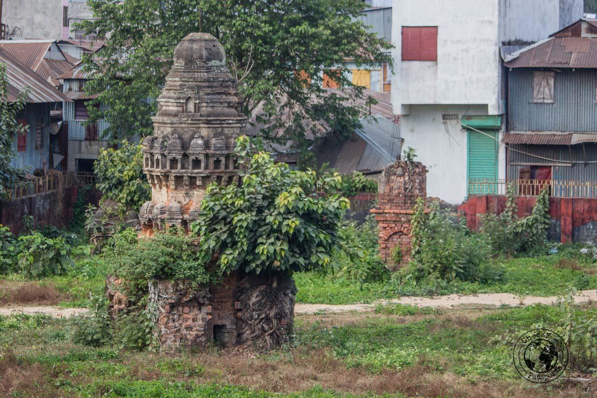 The Crematories of Agartala - tourist places in tripura