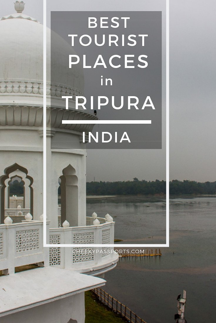 Tripura, Northeast India, is a small, highly intriguing state with a rich #cultural #heritage. Here's our #guide to the best #tourist places in #Tripura, #India! #Tourist places in #Agartala #India. #northeastindia #incredibleindia #globetrotter #travelindia #ancientworld #travelrealindia #cheekypassports