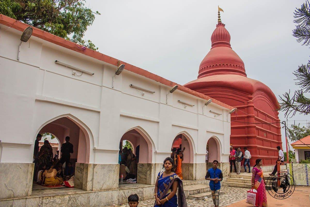 Tripura Sundari Matabari Temple