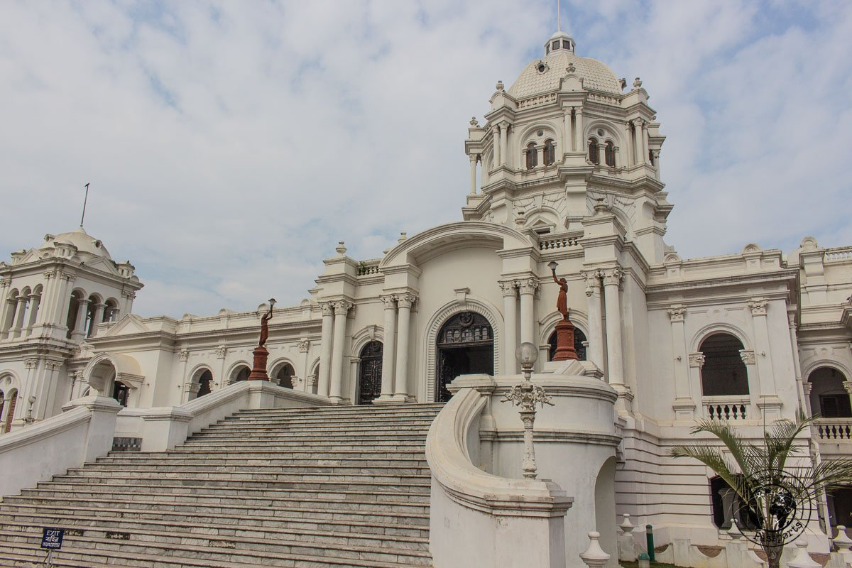 Ujjayanta Palace is one of the top Tourist Places in Tripura, India