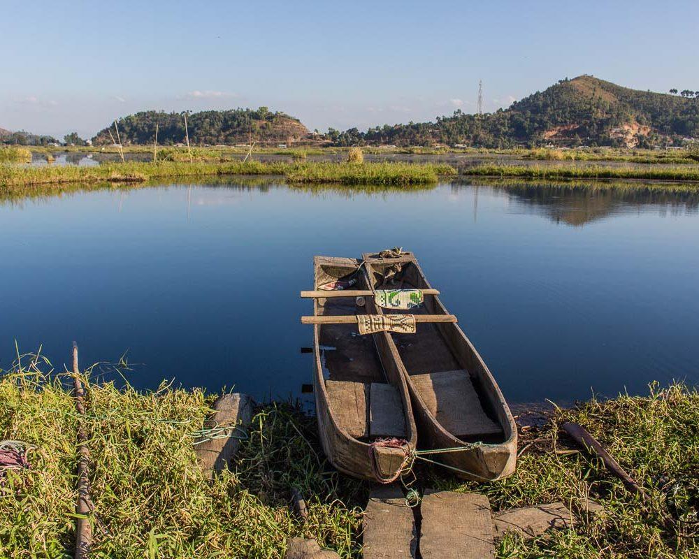 Exploring Imphal and Loktak Lake, Manipur