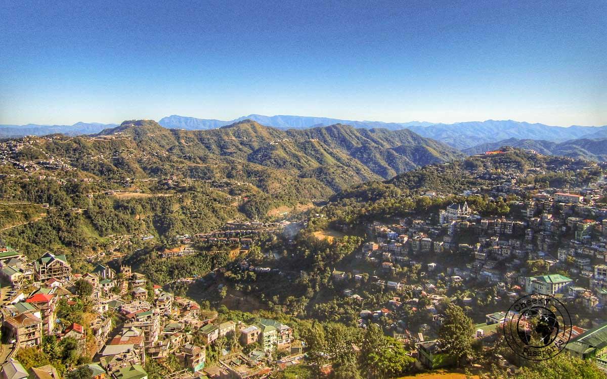 Mizoram landscape - Places to visit in Mizoram