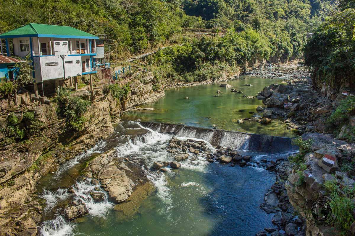 Mizoram countryside - day trips from Aizawl