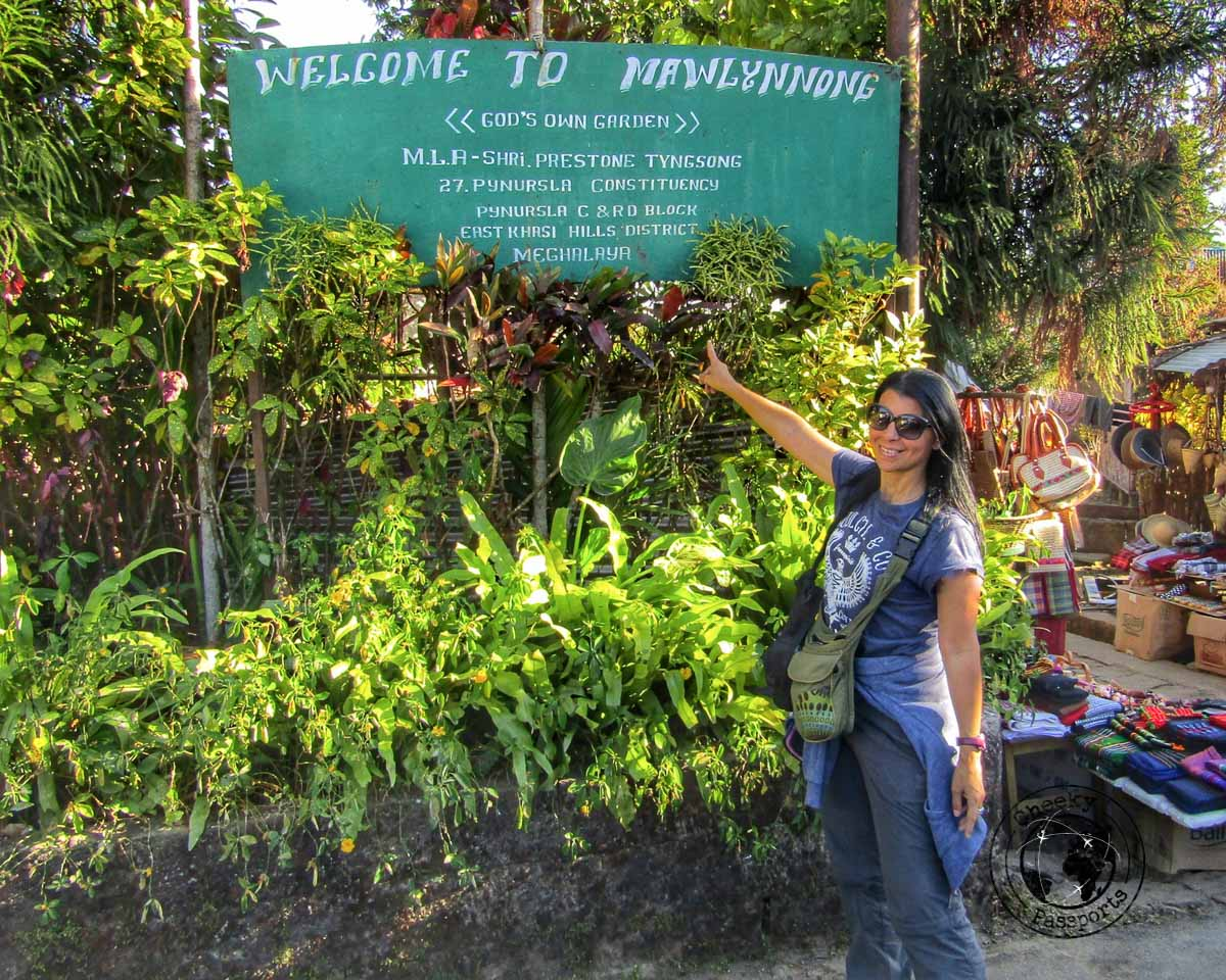 Mawlynnong - Cleanest Village in Asia - top places to visit in meghalaya